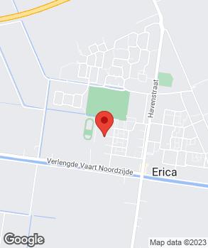Locatie Automobielbedrijf Gebroeders Vos op kaart