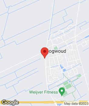 Locatie Autobedrijf Sijtsma op kaart