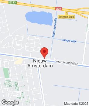 Locatie Automobielhuys Misker op kaart