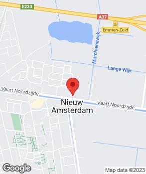 Locatie Autobedrijf Zuid-Oost Drenthe B.V. op kaart