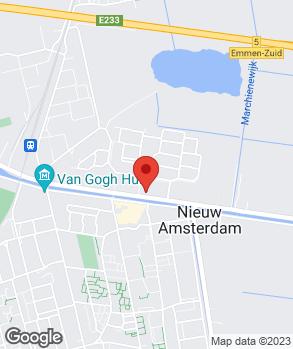Locatie Boerma Automotive op kaart