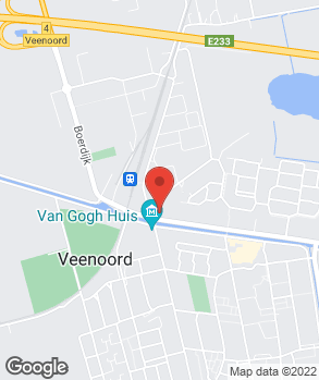 Locatie Autobedrijf Jetze De Jong Nieuw Amsterdam op kaart