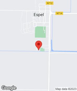 Locatie Autobedrijf Vogel op kaart