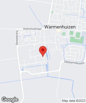 Locatie Auto Rein de Groot B.V. op kaart