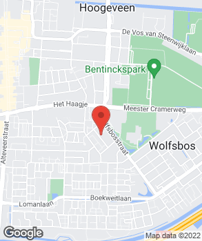 Locatie Autohandel Winkel op kaart