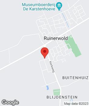 Locatie Autobedrijf Huisman De Graaf op kaart
