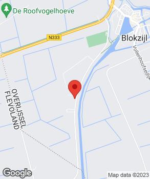 Locatie Autobedrijf Christiaan op kaart