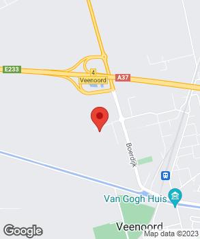 Locatie Nijwa Veenoord op kaart
