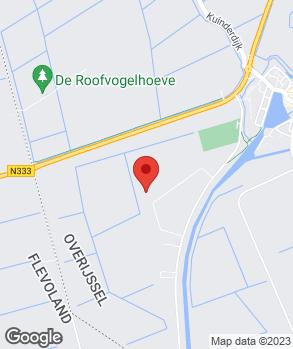Locatie Autobedrijf Scheper op kaart