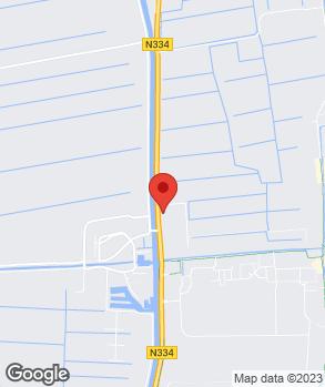 Locatie Autobedrijf Stevens op kaart