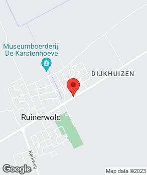 Locatie Jonkers & Dolfsma op kaart