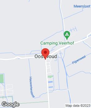 Locatie Garage Wassenaar op kaart