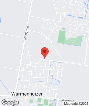 Locatie Autobedrijf N.F. Schipper op kaart