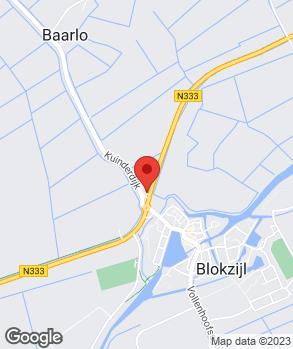 Locatie Autobedrijf Zeinstra op kaart