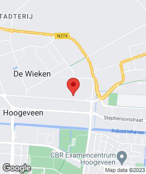 Locatie Daan Autoservice op kaart