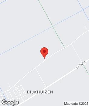 Locatie Handelsonderneming E.M. de Jong op kaart