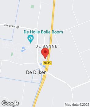 Locatie Peter's Autoservice op kaart