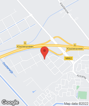 Locatie Autobedrijf van Veggel B.V. op kaart
