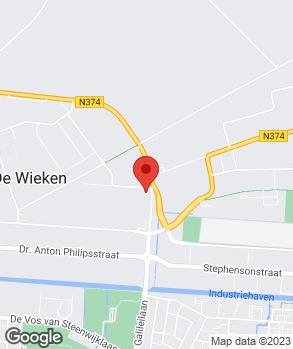 Locatie Leungen Auto's op kaart