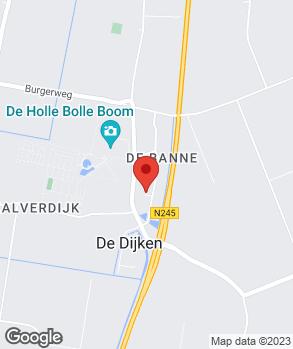 Locatie Autotechniek Holtjer B.V. op kaart