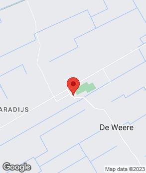 Locatie Garage Johan Dekker op kaart