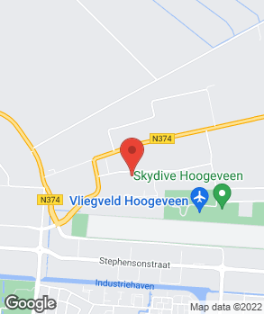 Locatie Terwolde Hoogeveen op kaart