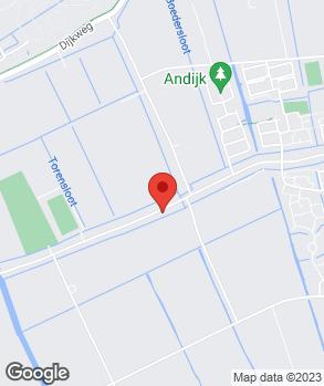 Locatie Koning Auto Occassions op kaart