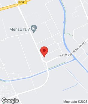 Locatie Autobedrijf Berndt B.V. op kaart
