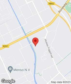 Locatie Sent Waninge Emmen B.V. op kaart