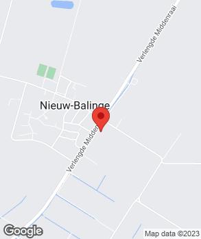Locatie Interband.nl op kaart