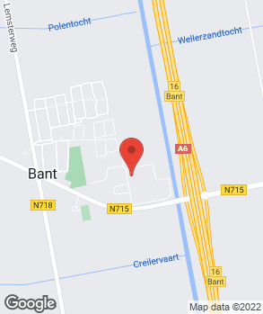 Locatie Auto Quest op kaart