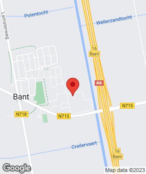 Locatie Autobedrijf René Bobeldijk op kaart