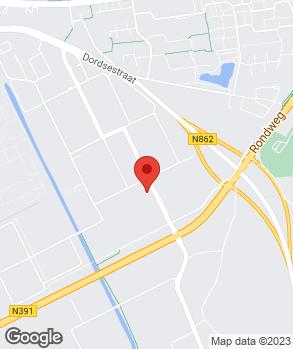 Locatie Auto Lunenborg B.V. op kaart