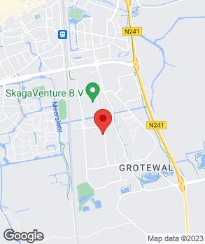 Locatie Automobiel & Schadebedrijf Ooteman op kaart
