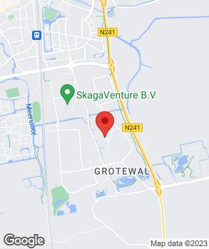 Locatie Baars Automobielen op kaart