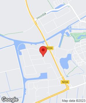 Locatie Autobedrijf J.P. de Jong op kaart
