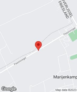 Locatie Algra Willemsoord op kaart