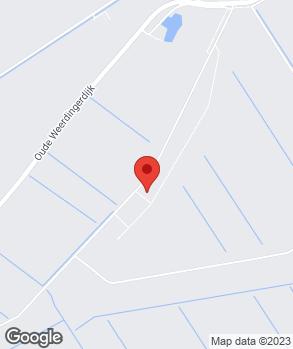 Locatie Kuipers op kaart