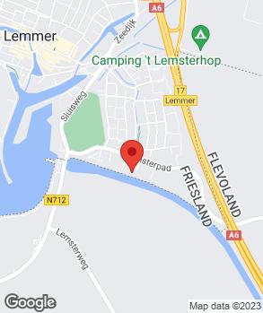 Locatie Autofirst De Rijke Lemmer op kaart