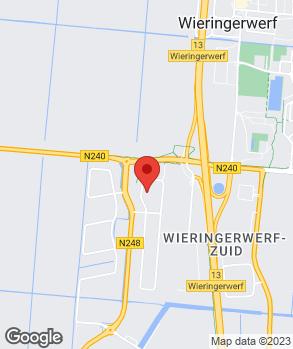 Locatie Autoservice Hollands Kroon op kaart