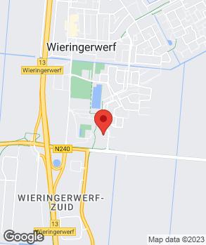 Locatie Autobedrijf Arjen Zuidema B.V. op kaart