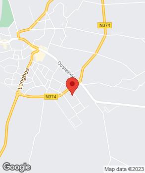 Locatie Handelsonderneming ARJ Heling op kaart