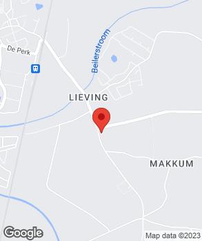 Locatie Automobielbedrijf Harry van Egten B.V. op kaart