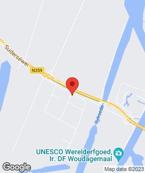 Locatie Auto Lemmer op kaart