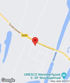 Locatie Mercedes Specialist Lemmer   Carservice Lemmer op kaart