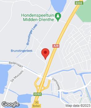 Locatie Betag B.V. op kaart