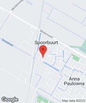 Locatie Koelman Klusbedrijf op kaart