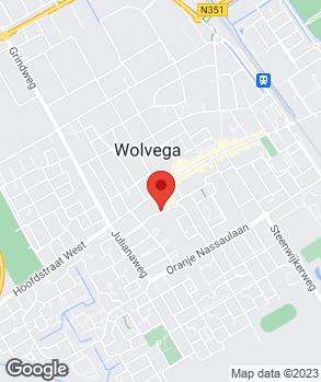Locatie Garage Janssen op kaart