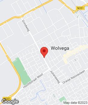 Locatie Menger Smartrepair op kaart