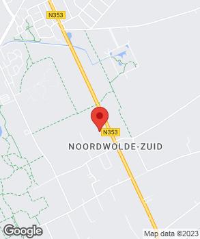 Locatie J.D. van Roijen B.V. op kaart